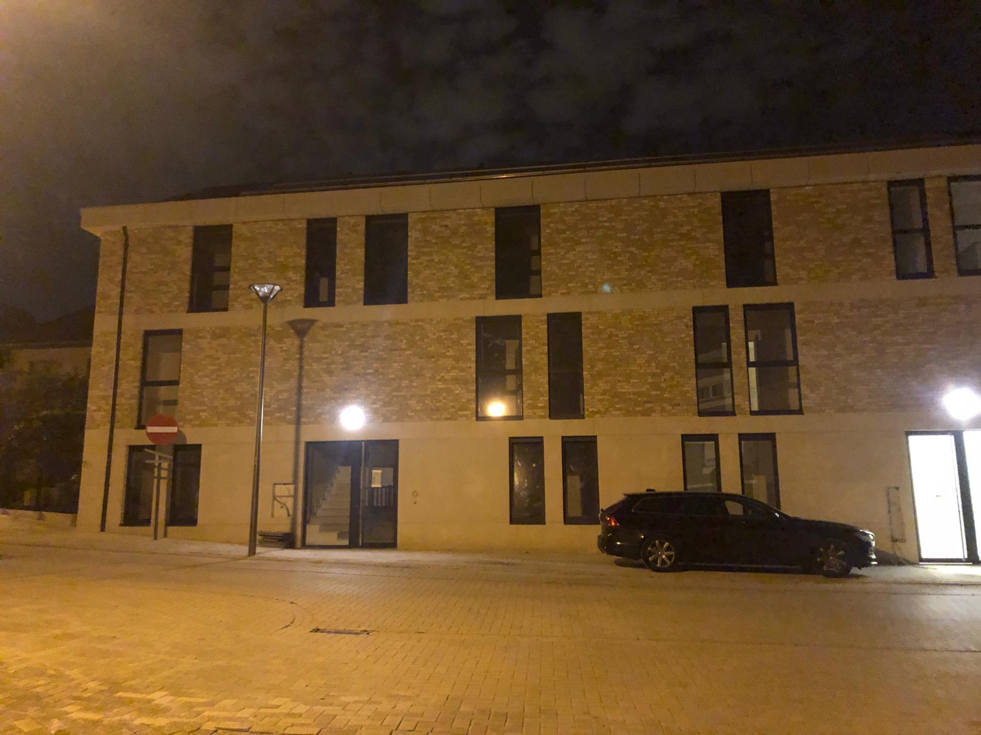 Sint-Stevens-Woluwe by night 2